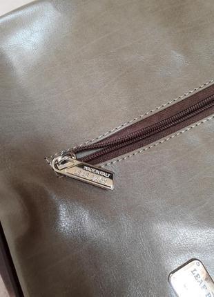 Сумка - рюкзак  leaf bags italy5 фото