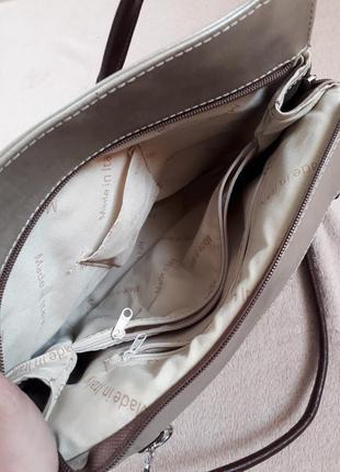 Сумка - рюкзак  leaf bags italy7 фото