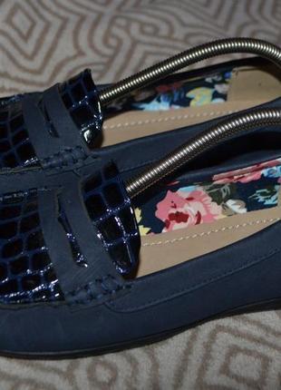 Новые женские туфли caravelle 24.5 см 38 размер англия