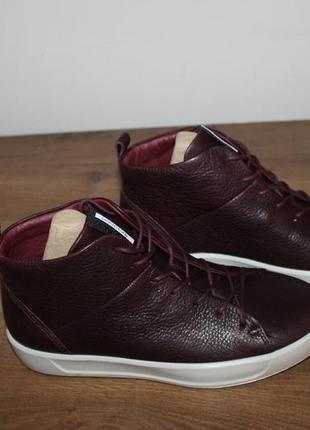 Ботинки ecco soft vii, 38 размер