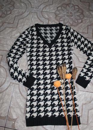 Платье - туника select в идеальном состоянии s