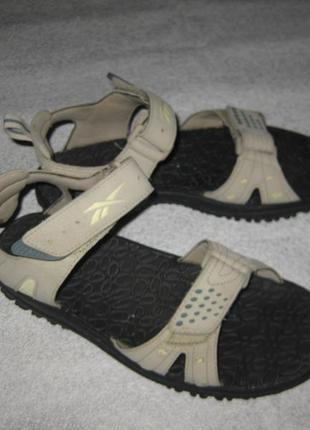 24,5 см стелька, спортивные сандали reebok трекинговые, оригинал