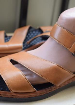 Босоножки сандали риекер rieker р.42 26,5-27 см
