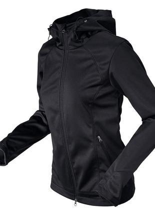 Демисезонная softshell куртка с капюшоном тсм чибо. 48,46 евро