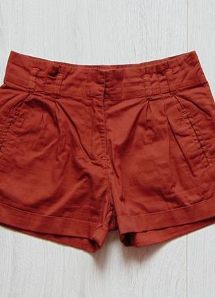 Y.d. размер 8-9 лет. стильные тонкие шорты для девочки