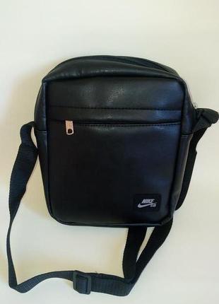 Сумка через плечо, мужская барсетка, сумка на плечо, барсетка в стиле nike