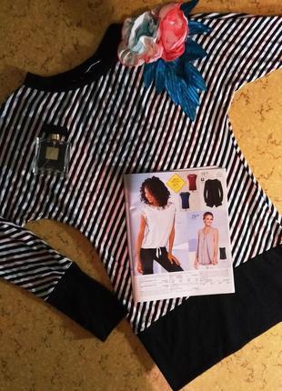 Красивая эффектная блузка туника 💥 турция💥