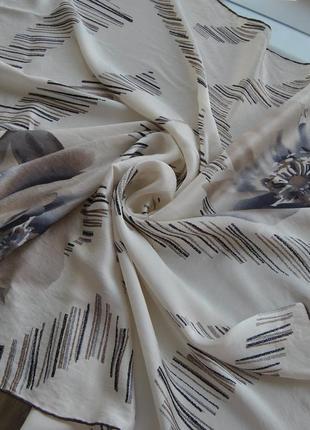 Шелковый платок / шовковий шарф