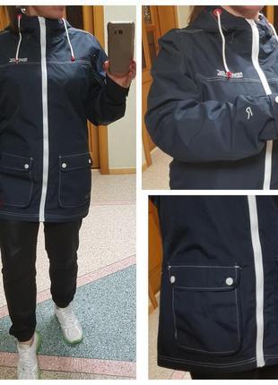 Стильная ветровка, куртка с капюшоном regatta great outdoors