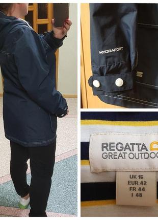 Стильная ветровка, куртка с капюшоном regatta great outdoors2 фото