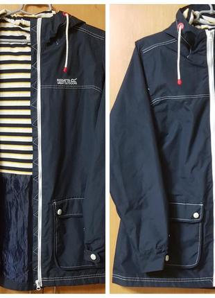 Стильная ветровка, куртка с капюшоном regatta great outdoors3 фото