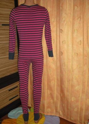 Пижама кигуруми слип человечек3 фото