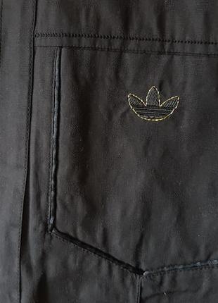 Эксклюзивная черная рубашка adidas