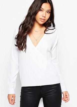 Біла блузка 36