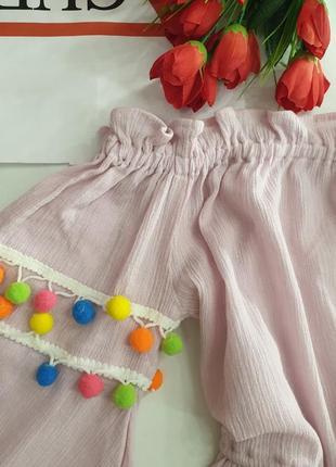 Платье свободного кроя xl нежно розовое pretty little thing6 фото