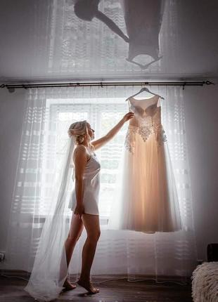 Весільне плаття оксана муха