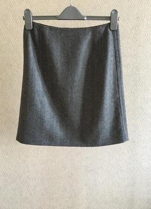 Шерстяная юбка strenesse blue