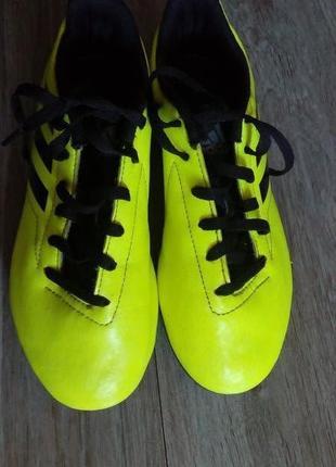 Бутсы adidas (размер 35)