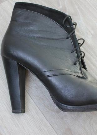 Кажаные ботинки, сапоги, кожаная обувь, шкіряне взуття