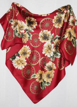 Роскошный платок, италия