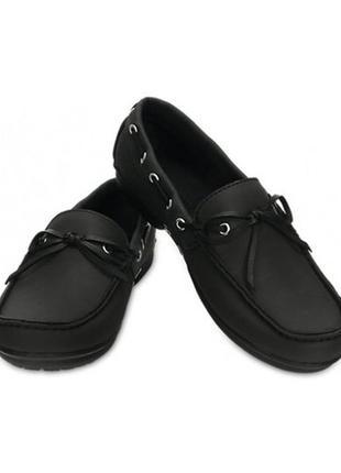 Мокасины туфли крокс crocs, оригинал