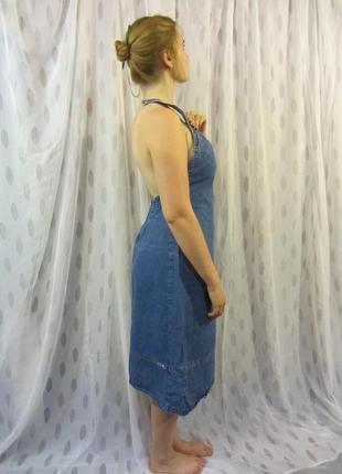 Очень красивое платье- трансформер с открытой спиной