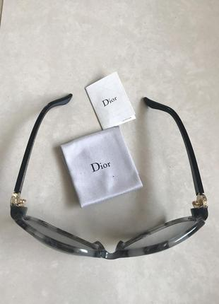 Очки солнцезащитные фирменные стильные модные dior9 фото