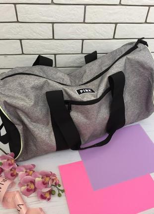 Спортивная сумка сумочка виктория сикрет оригинал