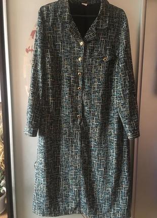 Платье из искусственного шелка (ацетат)