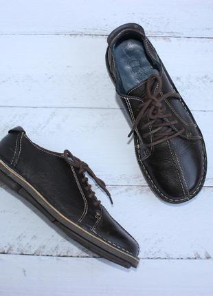 Cable кожаные туфли на шнуровке кеды