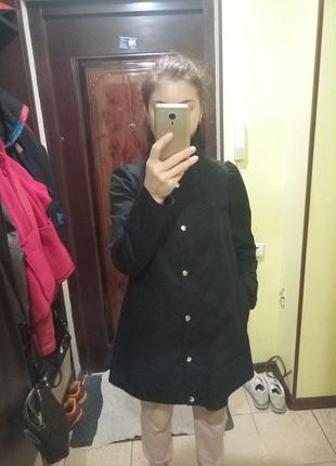 Стильный плащ,лёгкое пальто ,h&m
