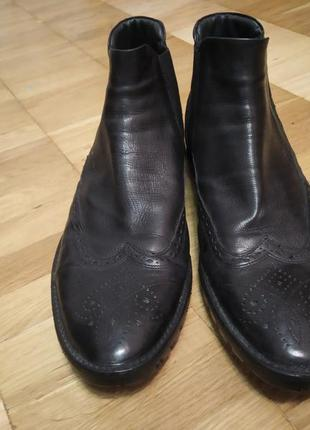 Мужские туфли fabi. италия. 45 размер.