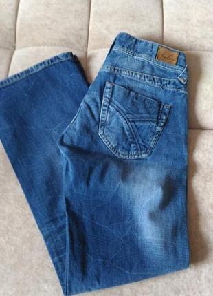 Джинсы pepe jeans сезон - весна, лето размер 27/32