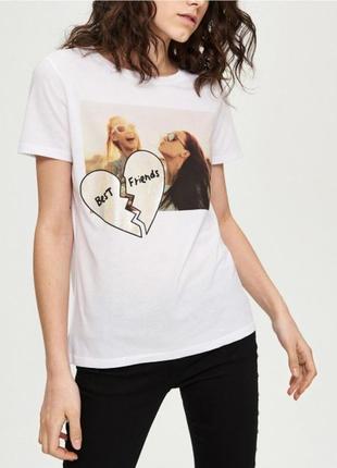 Женская футболка sinsay 1037