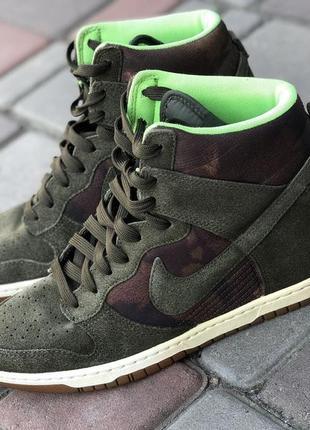 Удобные оригинальные кроссовки nike 41р