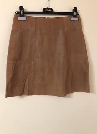 7b7072cd1fcc Кожаные юбки Zara 2019 - купить недорого вещи в интернет-магазине ...