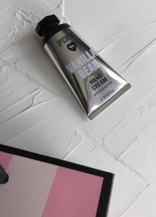 Крем для рук victoria's secret pink vanilla bean оригинал, крем лосьон виктория сикрет