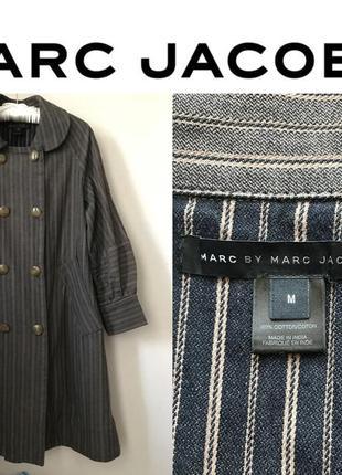 Marc jacobs летнее пальто;свитка;свинг-пальто размер с