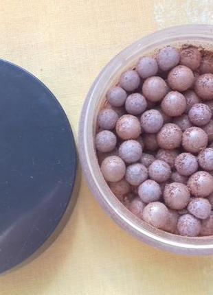 Новая бронзирующая пудра бронзатор для лица метеориты гош 25g gosh