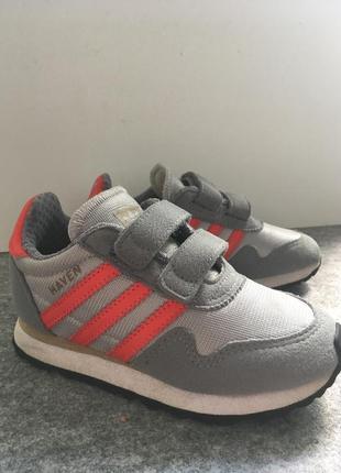 Adidas haven кроссовки на любой тип ноги