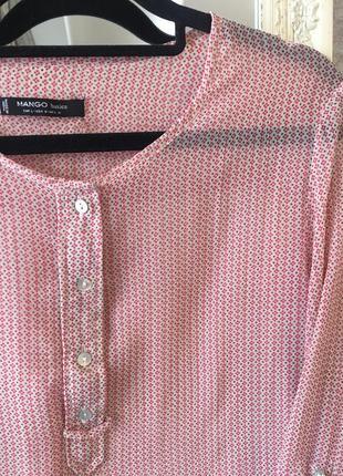 Блузка mango5 фото