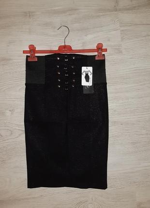 """Новая брендовая юбка-карандаш """"amisu"""" р.38 (германия)."""