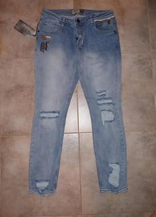 Классные джинсы! турция! 29р