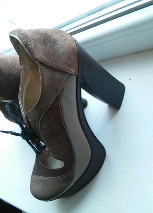 Туфли солди