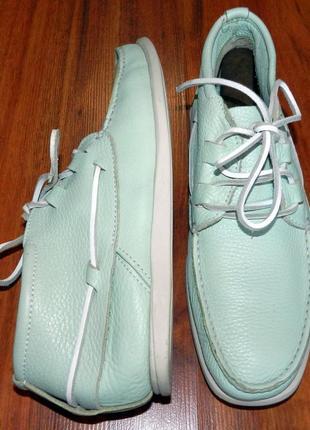 Bianco ! оригинальные, стильные, кожаные, невероятно крутые ботинки