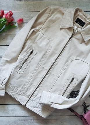 Крута курточка дублянка  від selected розпродаж