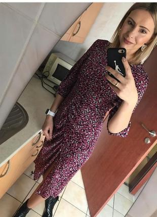 Платье классно подчёркивает фигуру zara, размер xs, s