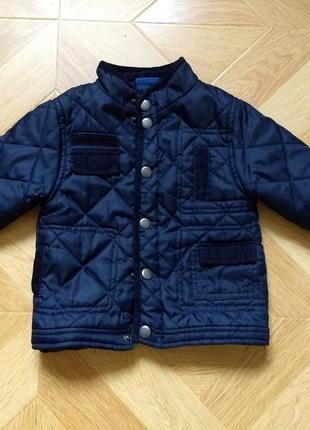 Куртка на мальчика 1-1,5 года