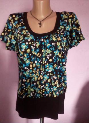 Летняя блуза.
