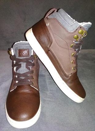 Демисезонные ботинки matalan, черевики, кеды, хайтопы, кеди, хайтопи